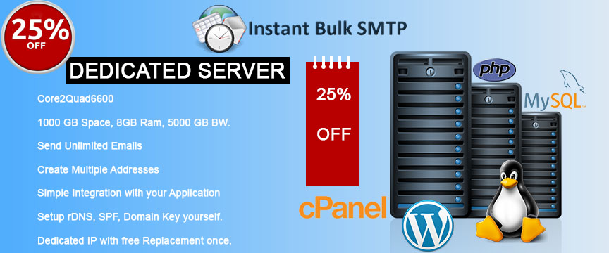 Relay SMTP for Bulk Emails Send emails via SMTP service.‎