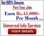 Work as a Part timer or Full timer from your Home.