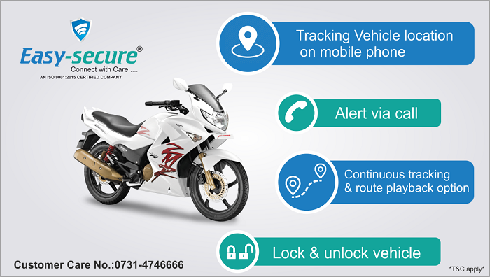 Two Wheeler Tracking