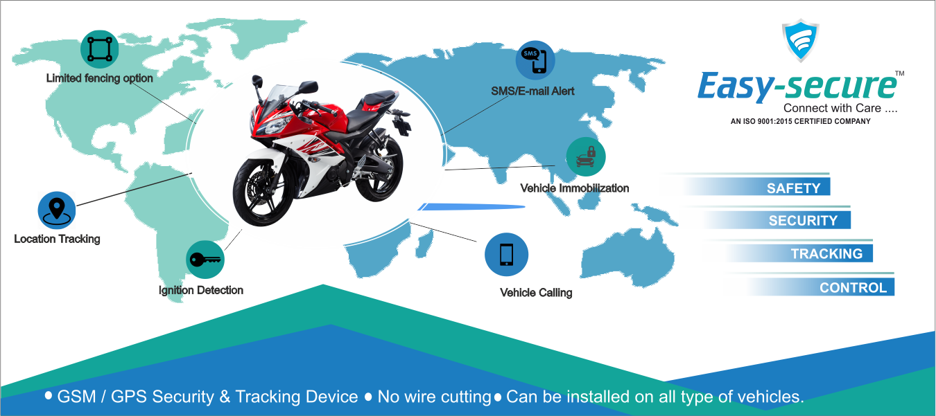 Two Wheeler Gps Tracking Device Indore