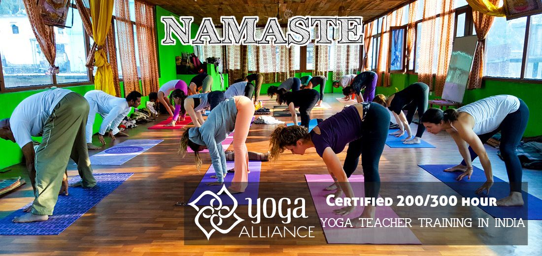 The best traditional Yoga Teacher Training course in Rishikesh, India