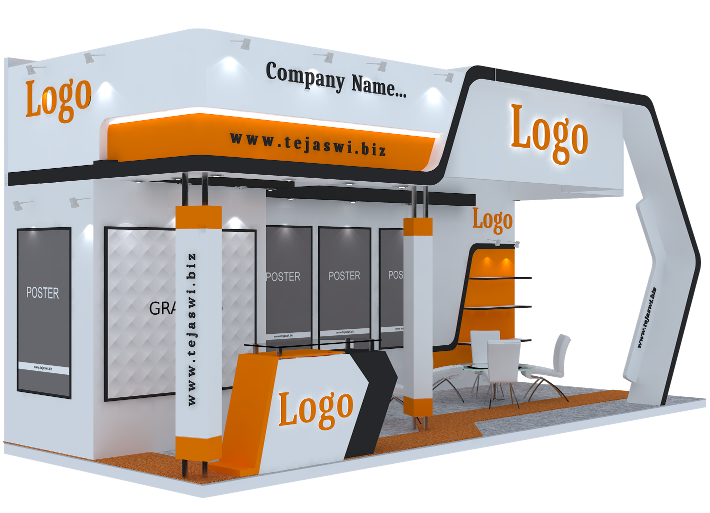 Exhibition Stall Designers in Jaipur-Digiwebart