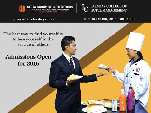 Top Hotel Management Institutes in Delhi NCR - LCHM