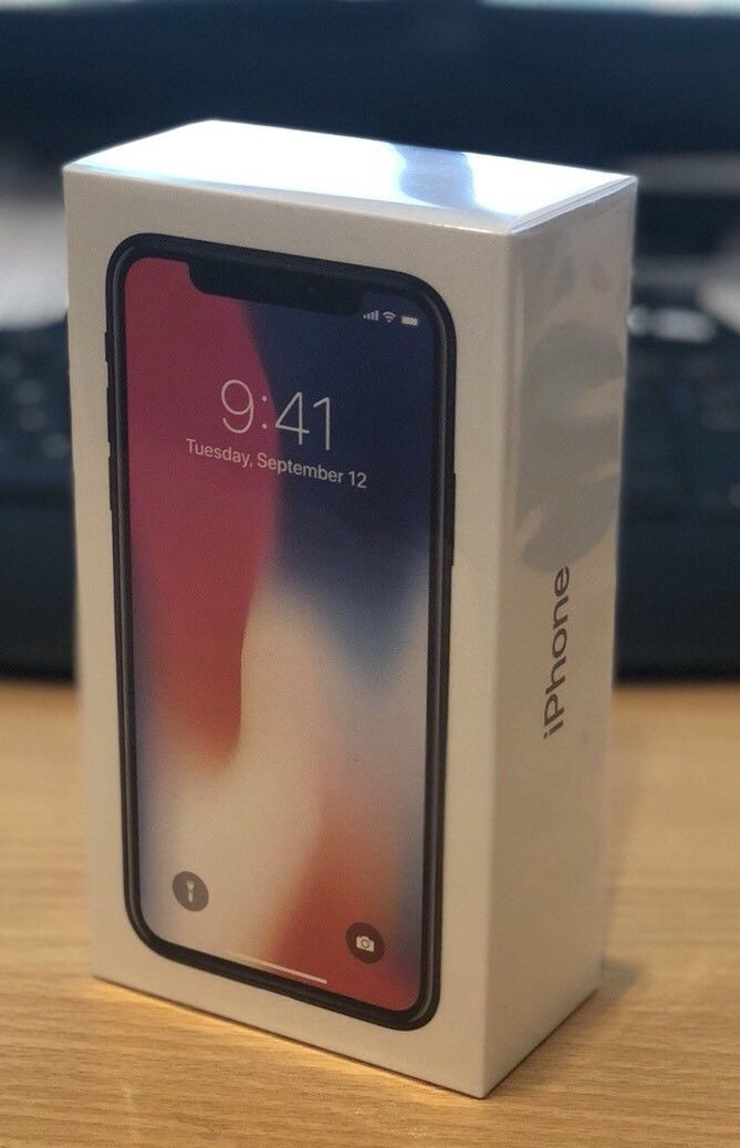 apple iphone x and samsng s9 plus