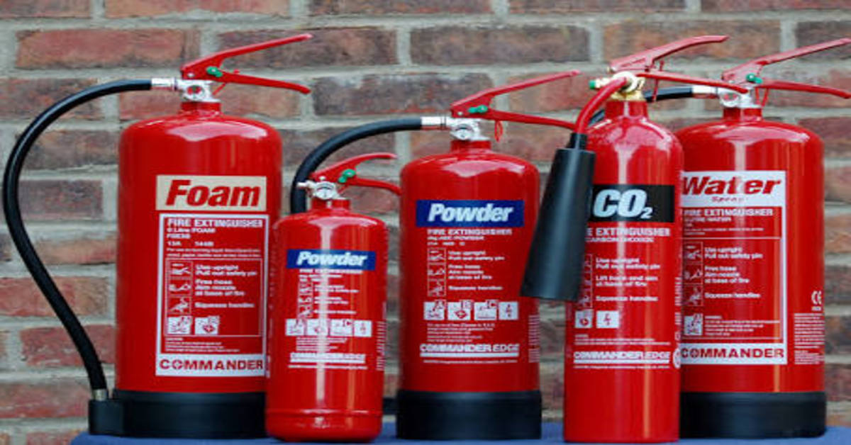 Fire fighting & Safety equipments Supplier