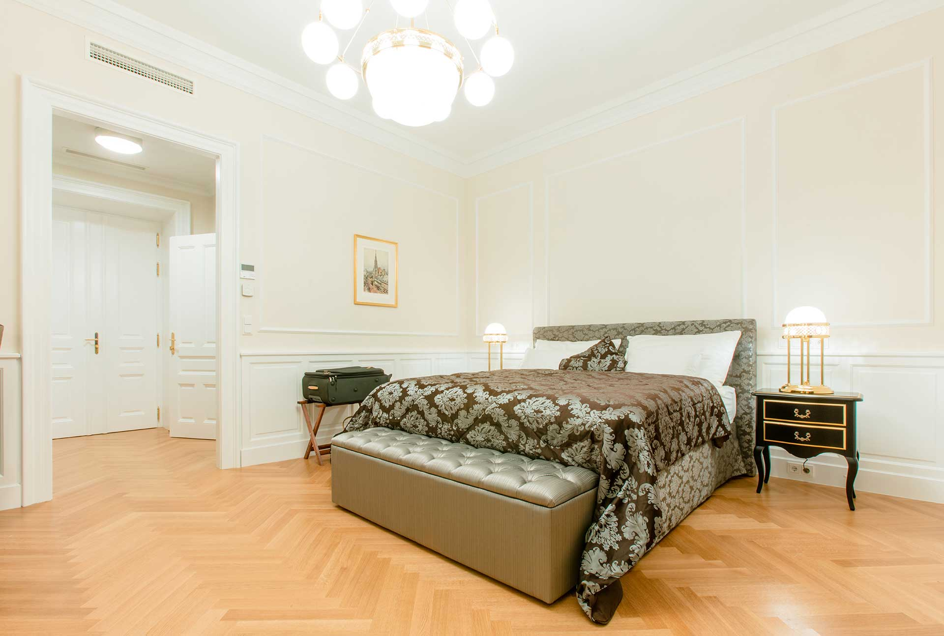 Best Place To Stay In Vienna – Imperium Residence