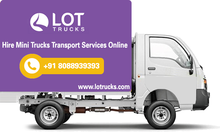 Looking For Rental Mini Truck For Shift Your Home ? – Lotrucks.Com