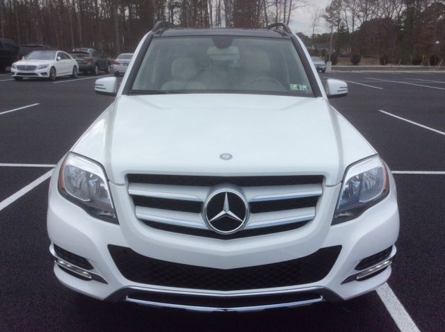 2015 Mercedes Benz GLK 350 4Matic