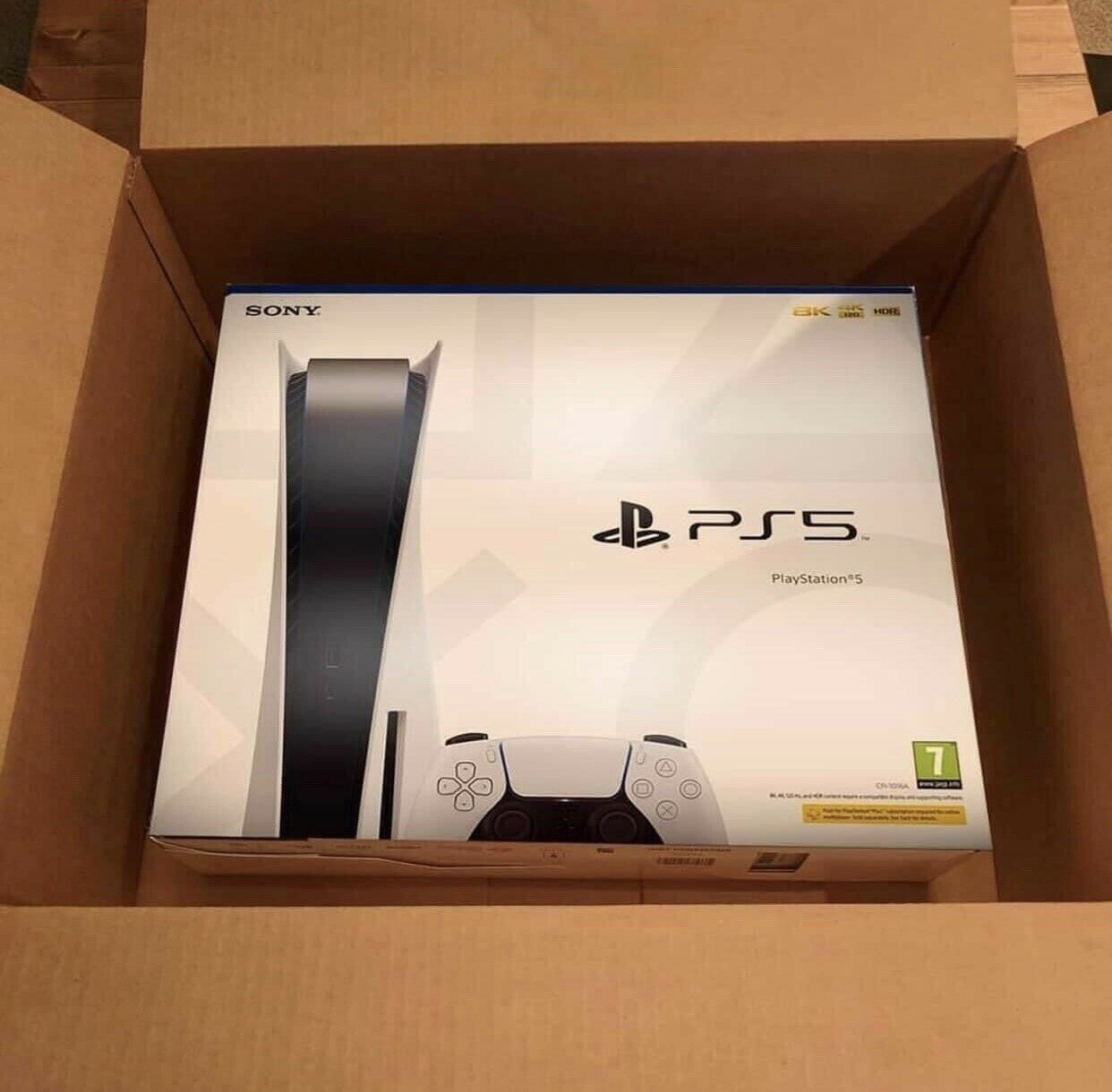 PS5 - PlayStation 5 Console Standard