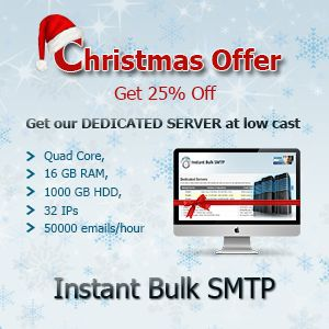 Enjoy This Christmas With 25% Off Send Unlimited Emails…