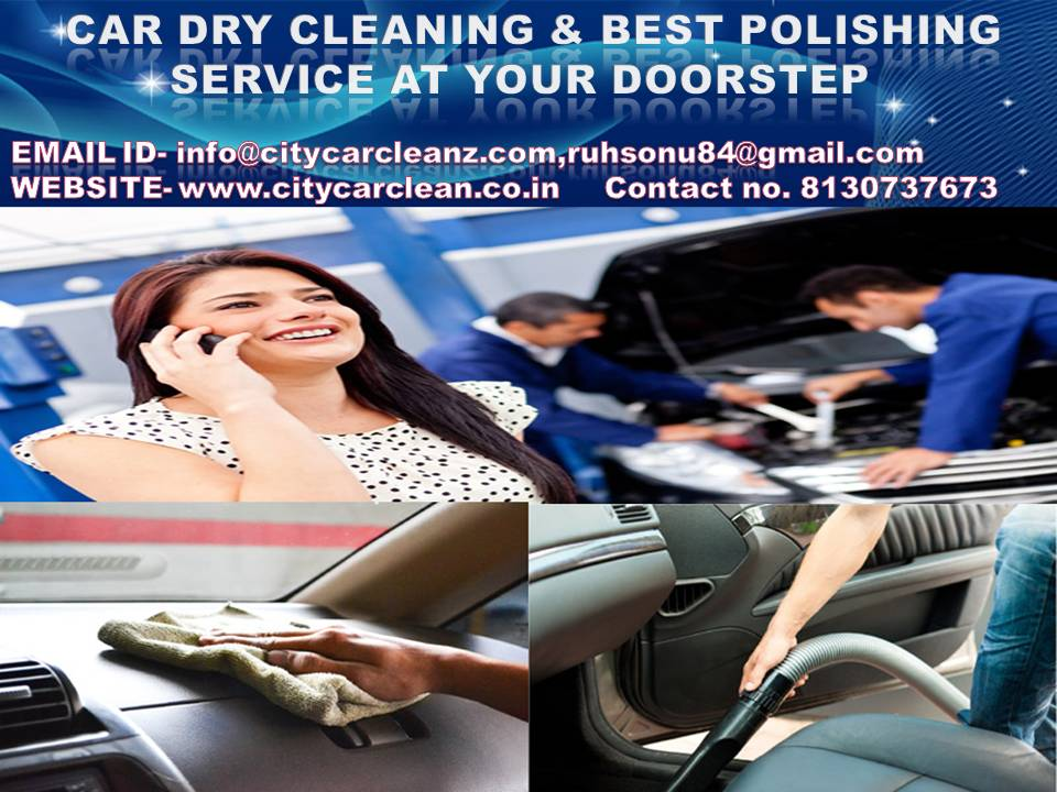 CAR WASHING ,DRY CLEANING AND DETAILING SERVICE IN DELHI
