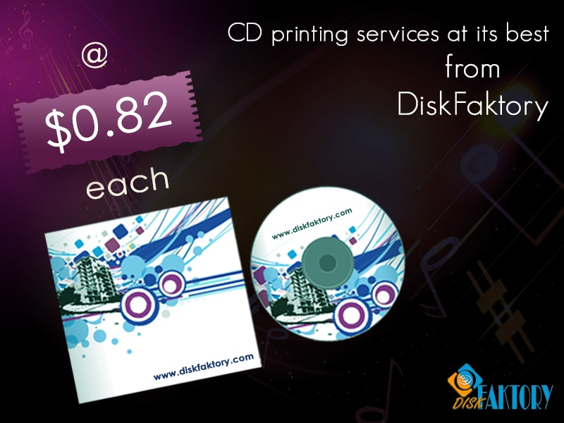 CD Replication, CD Printing & CD Duplication At The Best Price In USA